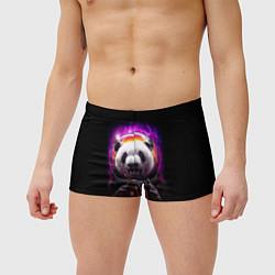 Мужские плавки Panda Cosmonaut цвета 3D — фото 2