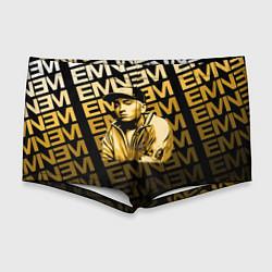 Мужские плавки Eminem цвета 3D — фото 1