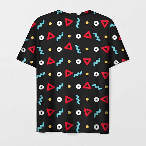 Мужская футболка Коля / 3D – фото 2