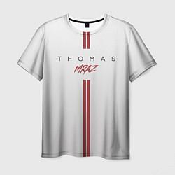 Футболка мужская Thomas Mraz цвета 3D-принт — фото 1