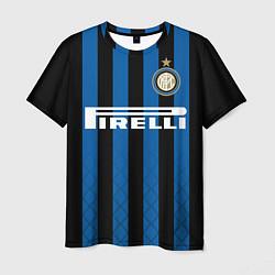 Футболка мужская Inter: Icardi 18-19 цвета 3D — фото 1