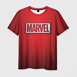 Мужская 3D-футболка с принтом MARVEL, цвет: 3D, артикул: 10198934903301 — фото 1