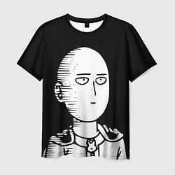 Мужская 3D-футболка с принтом ONE-PUNCH MAN, цвет: 3D, артикул: 10201599303301 — фото 1