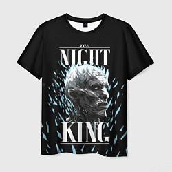 Футболка мужская The Night King цвета 3D-принт — фото 1