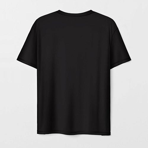 Мужская футболка Группа АлисА / 3D – фото 2