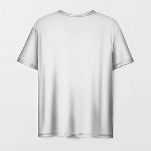 Мужская футболка Кино: Виктор Цой / 3D – фото 2