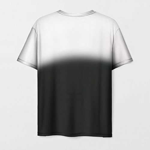 Мужская футболка Пикник / 3D – фото 2