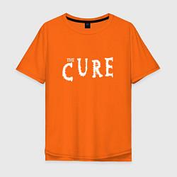 Мужская футболка оверсайз The Cure
