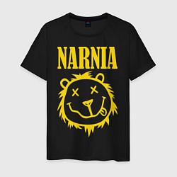 Футболка хлопковая мужская Narnia - фото 1