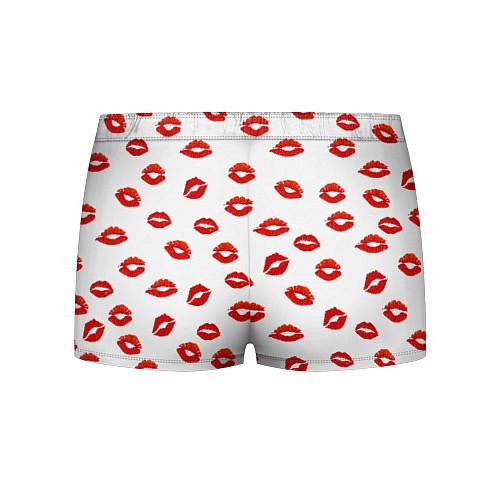 Мужские трусы Поцелуйчики / 3D – фото 2