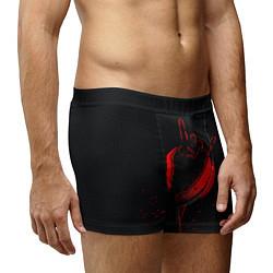 Трусы-боксеры мужские Zombie Rock цвета 3D — фото 2