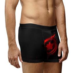 Трусы-боксеры мужские Gambit: Black collection цвета 3D — фото 2