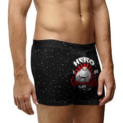 Трусы-боксеры мужские Hero Gym цвета 3D — фото 2