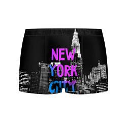 Трусы-боксеры мужские Flur NYC цвета 3D-принт — фото 1