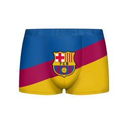 Трусы-боксеры мужские FC Barcelona 2018 Colors цвета 3D-принт — фото 1