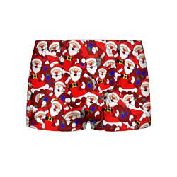 Трусы-боксеры мужские Ded Moroz цвета 3D-принт — фото 1