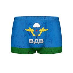Трусы-боксеры мужские Флаг ВДВ цвета 3D-принт — фото 1