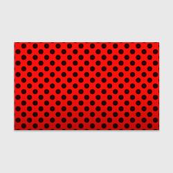 Бумага для упаковки Леди Баг: узор цвета 3D-принт — фото 1