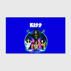 Бумага для упаковки Kiss Show