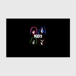 Бумага для упаковки KISS: Acid Colours цвета 3D — фото 1