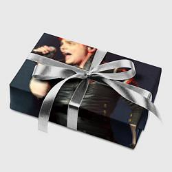 Бумага для упаковки Gerard Way цвета 3D — фото 2