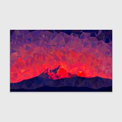 Бумага для упаковки Абстракция цвета 3D — фото 1
