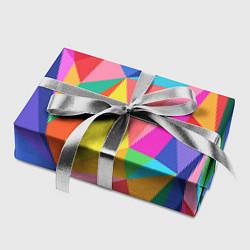 Бумага для упаковки Радуга цвета 3D — фото 2