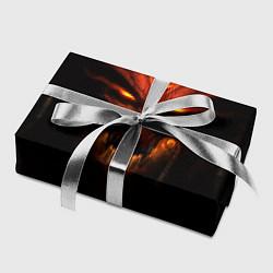 Бумага для упаковки Diablo Face цвета 3D — фото 2