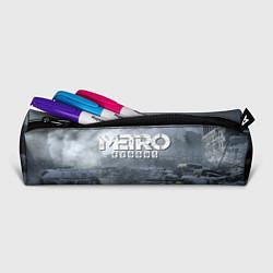Пенал для ручек Metro Exodus: Cold Winter цвета 3D-принт — фото 2