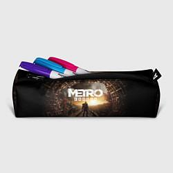 Пенал для ручек Metro Exodus: Sunset цвета 3D-принт — фото 2