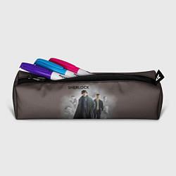 Пенал для ручек Sherlock цвета 3D-принт — фото 2