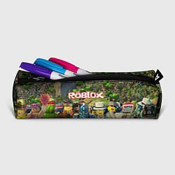 Пенал для ручек ROBLOX цвета 3D — фото 2