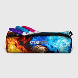 Пенал для ручек STANDOFF 2 цвета 3D — фото 2