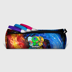 Пенал для ручек BRAWL STARS LEON SKINS цвета 3D — фото 2