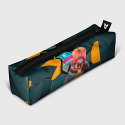 Пенал для ручек Fall Guys Gordon Freeman цвета 3D-принт — фото 1