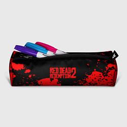 Пенал для ручек RED DEAD REDEMPTION 2 цвета 3D-принт — фото 2
