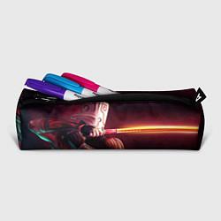 Пенал для ручек Juggernaut цвета 3D-принт — фото 2