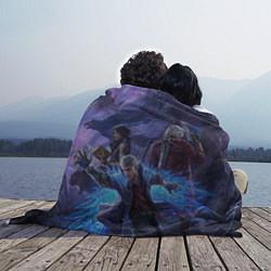 Плед флисовый DEVIL MAY CRY цвета 3D — фото 2