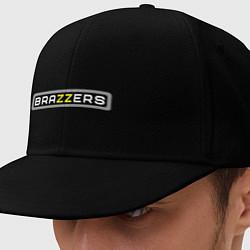 Кепка-снепбек Brazzers цвета черный — фото 1