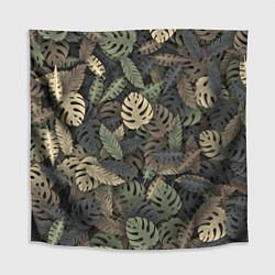Скатерть для стола Тропический камуфляж цвета 3D — фото 1