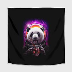 Скатерть для стола Panda Cosmonaut цвета 3D — фото 1