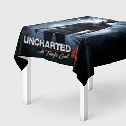 Скатерть для стола Uncharted 4: A Thief's End цвета 3D — фото 2