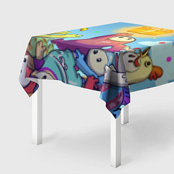 Скатерть для стола Fall Guys King цвета 3D-принт — фото 2