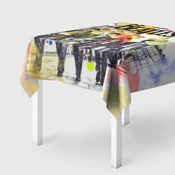 Скатерть для стола The Beatles: Colour Spray цвета 3D — фото 2