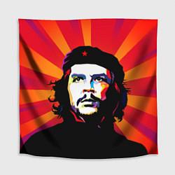 Скатерть для стола Че Гевара цвета 3D-принт — фото 1