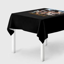 Скатерть для стола Kiss Monster цвета 3D — фото 2