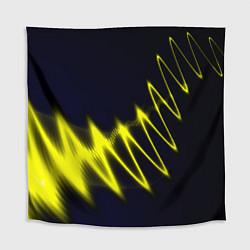 Скатерть для стола Молния цвета 3D — фото 1