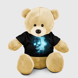 Игрушка-медвежонок Gears of War: Death Shadow цвета 3D-желтый — фото 1