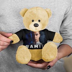Игрушка-медвежонок Ramil' цвета 3D-желтый — фото 2