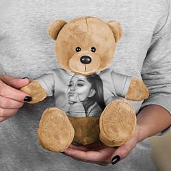 Игрушка-медвежонок Ariana Grande Ариана Гранде цвета 3D-коричневый — фото 2